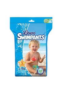 Libero Swimpants Small (7-12 kg) pack of 6