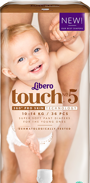 libero touch 1 storpack